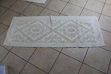 Tappeto sardo di lana, Pibiones, 60 x 157 cm
