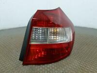 2005 BMW 1 Series 2004 To 2007 5 Door O/S Drivers Side Rear Lamp Light RH