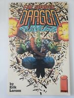 THE SAVAGE DRAGON TPB 1993 IMAGE COMICS 1ST PRINT! ERIK LARSEN! NEW UNREAD!
