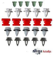 Bmw panel plástico clips, ojal, Insert, Dash, parachoques, Puertas, moldura, Fundicion
