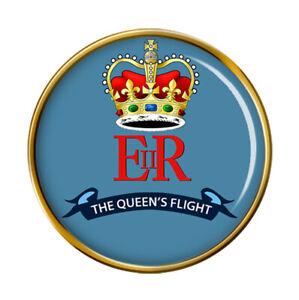Queen's Flight, RAF Pin Badge