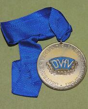 DDR Medaille DVfV - Deutscher Verband für Versehrtensport - DDR Meister in Gold
