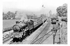 pt6273 - GWR Steam Train 5036 at Wickwar , Gloucestershire - photo 6x4
