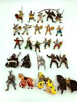 Schleich, Papo, Chap Mei Knights Lot of 24 Robin Hood, Assassins Fantasy Figures