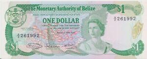 Belize 1980 1 Dollar P# 38a Uncirculated