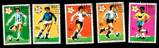 Belize Stamps World Cup Soccer Spain Football WM-Fußball 1982 Sport