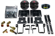 Air Helper Spring Kit Airbagit Bolt On 2005-2010 Ford Super Duty Over Load Level