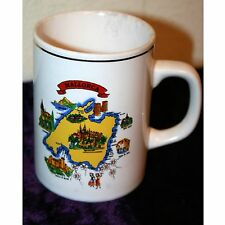 Collectable Souvenir Ceramic Coffee Mug from Mallorca Spain