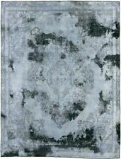 Designer Vintage Stone wash Used Look Perser Teppich Orientteppich 3,15 X 2,35