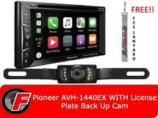Pioneer Avh-1440Nex Apple CarPlay, Android Auto Radio With License Plate Camera
