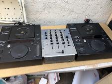 2x Pioneer CDJ-500G Professional DJ CD Turntable Jog Dial Player Pair