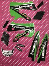 Kx 65 2000-2019 Graphics Decals Nos Tecnosel Kawasaki