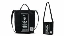 Adi das Originals Neighborhood 2 way Black Tote Shopping Bag Japan Magazine