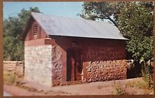 Old Jail House Columbia State Park California CA Postcard