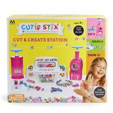 Cutie Stix!!! Cut and Create Station 2016/2017 BRAND NEW Maya Toy Group 6+