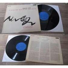 RAVEL / HONEGGER cello-RASKIN violin-RICHARD piano LP VALOIS MB 767 STEREO