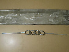 original Audi 100 C2 Kühlergrill Emblem Audi Ringe NEU chrom Zeichen 433853605