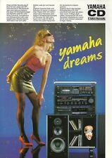 Yamaha folleto catálogo cdx-410 rx-300 kx-200 ns-g10