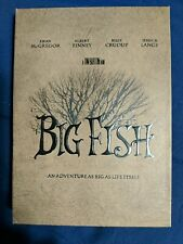 New listing Big Fish (Dvd, 2005, Special Edition with Collectible Book)