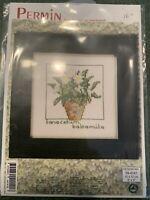 Permin Cross Stitch Kit - Tanacetum Balsamita