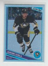 13/14 OPC Pittsburgh Penguins Jarome Iginla Rainbow card #482