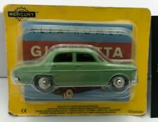 "Die Cast "" Alfa Romeo Giulietta "" Scale 1/48 Mercury Hachette Usc. 25"