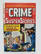 Crime SuspenStories #2 - EC comics February 1993 - actual pictures - NM/MN