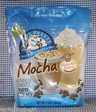 Caffe' D'Amore MOCHA Freeze FRAPPE COFFEE mix 3 lb bag. Makes 40 servings 1 Bag