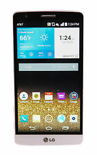 LG G3 Vigor D725 White Unlocked AT&T New Condition Any GSM Straight Talk