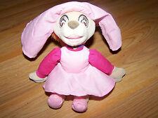 "Disney Store Robin Hood Maid Marian Bean Bag Plush Girl Fox Animal Toy 9"" EUC"