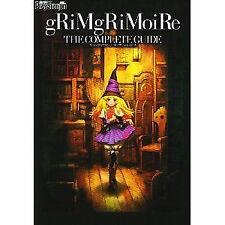 GRIMGRIMOIRE GRIM GRIMOIRE PS2 GUIDE ART BOOK