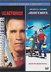 Last Action Hero / Iron Eagle (DVD, 2008, 2-Disc Set) New Sealed