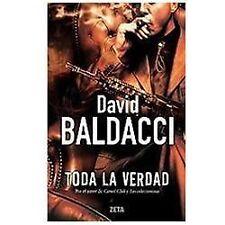 Toda la verdad (Spanish Edition)-ExLibrary