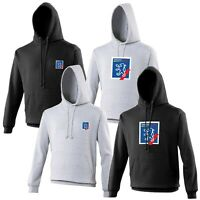 Peugeot Sport Hoodie Car Enthusiast Rally VARIOUS SIZES & COLOURS
