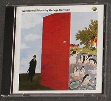 GEORGE HARRISON Wonderwall Music CD Apple EMI 1992 Master MINT The Beatles