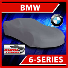 [BMW 6-SERIES] CAR COVER - Ultimate Full Custom-Fit 100% All Weather Protection