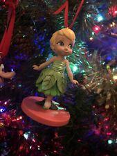 Tinker Bell rouge paillettes arbre de Noël Décoration