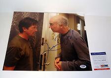 LARRY DAVID SEINFELD CURB ENTHUSIASM SIGNED AUTOGRAPH 11X14 PHOTO PSA/DNA COA #2