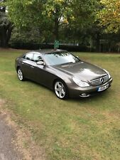 Mercedes-Benz CLS320 3.0 CDi 7G-Tronic, 2007 ONLY 42000 MILES, SUPERB/IMMACULATE