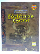 PC juego-Baldur 's Gate Forgotten Realms dragones Dragons (OVP) (Bigbox)