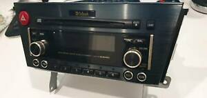 Subaru Liberty Spec B McIntosh stereo CD player 2003 -2009 gen 4 BL BP