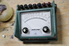 MULTI-AMP AC AMP METER