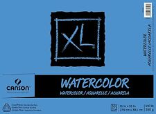 Canson XL Series Watercolor Pad Art Painting Paper 11X15 inch 30 Sheets
