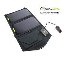 GOAL ZERO Nomad 7 12301 Portable Mesh Folding Solar Panel NEW