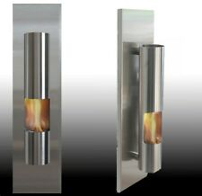 Gel- and Ethanol-Fireplace Sarah Stainless-Steel / Made in Germany / fire place
