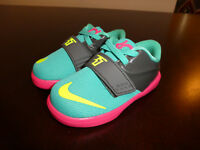 KD VII Toddlers Nike TD shoes sneakers new 669943 300 hyper jade pink