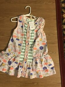 Matilda Jane  Girls Top Size 8 With Tags