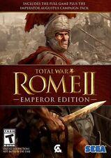Total War: ROME II (2) - Emperor Edition PC & Mac [Steam Key] No Disc