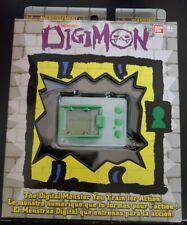 NEW Digimon 20th Anniversary Tamagotchi  Digivice Digital Pet Light Blue Bandai