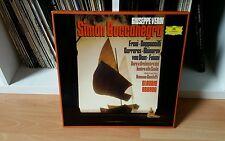 VERDI - BOCCANEGRA- ABBADO -3 LP  Box Set  /DG   2740 169  NM